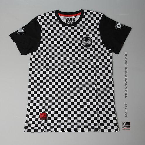 KWH TS.192 Chess Black-White