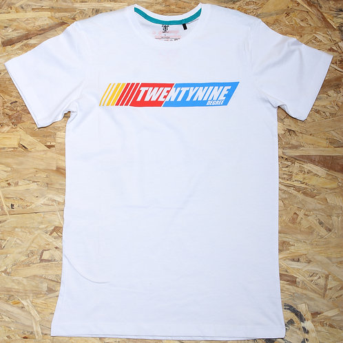 TND T'S Striping Red Blue