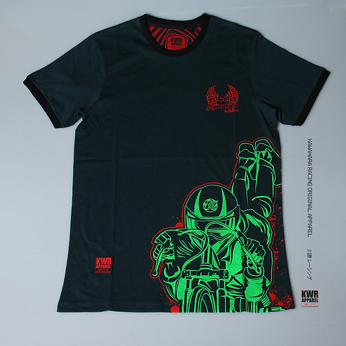 KWH TS.225 The Fly (Glow In The Dark)