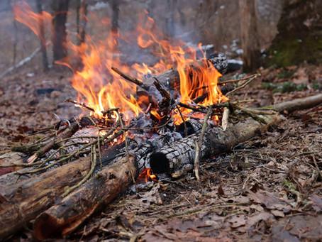 The Best Winter Campfire