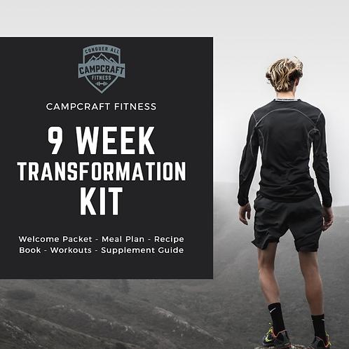 9-Week Transformation