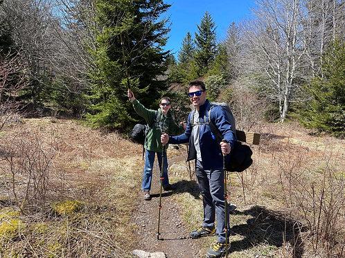 Backpacker/Hiker Survival