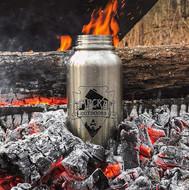 38oz Stainless Steel Bottle