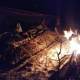 Winter Survival Skills Course