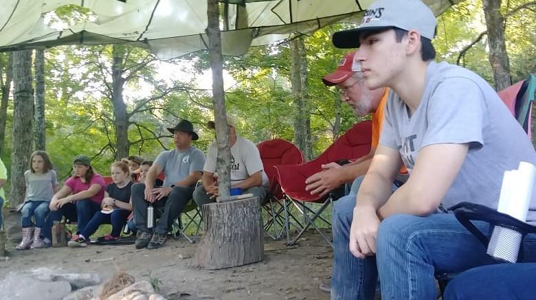 Parachute Camp