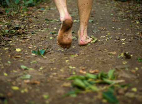 Benefits to Being Barefoot Outdoors?