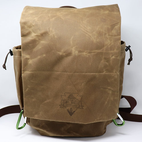 Rucksack with Bed Roll