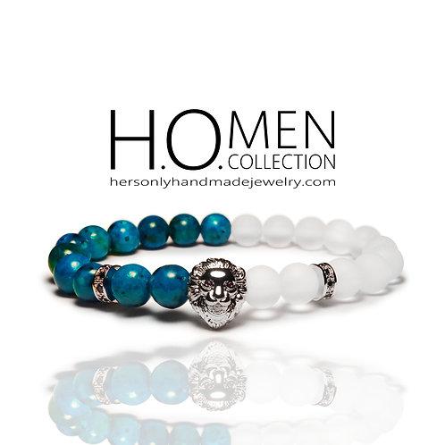 Icy Earth Men bracelet
