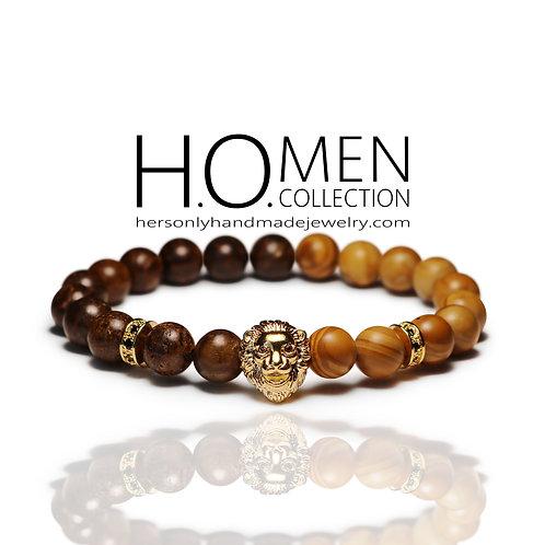 Chocolate Men bracelet
