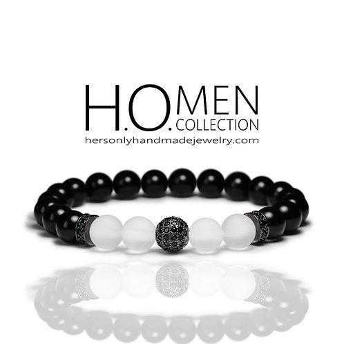 Contrast - Men bracelet