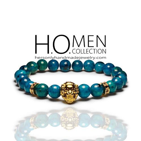Viridian Leo Men bracelet