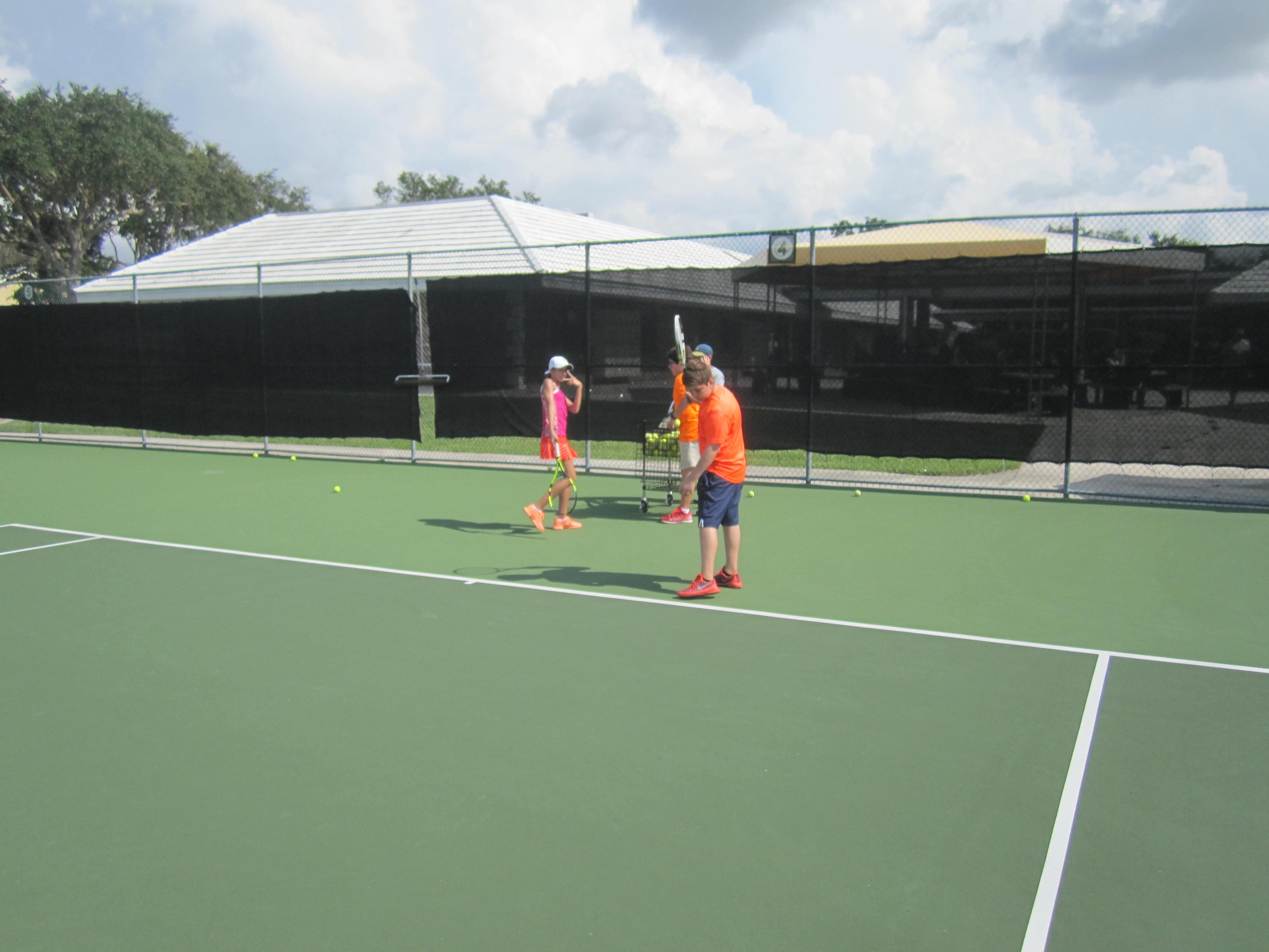 American Heritage School & Tennis