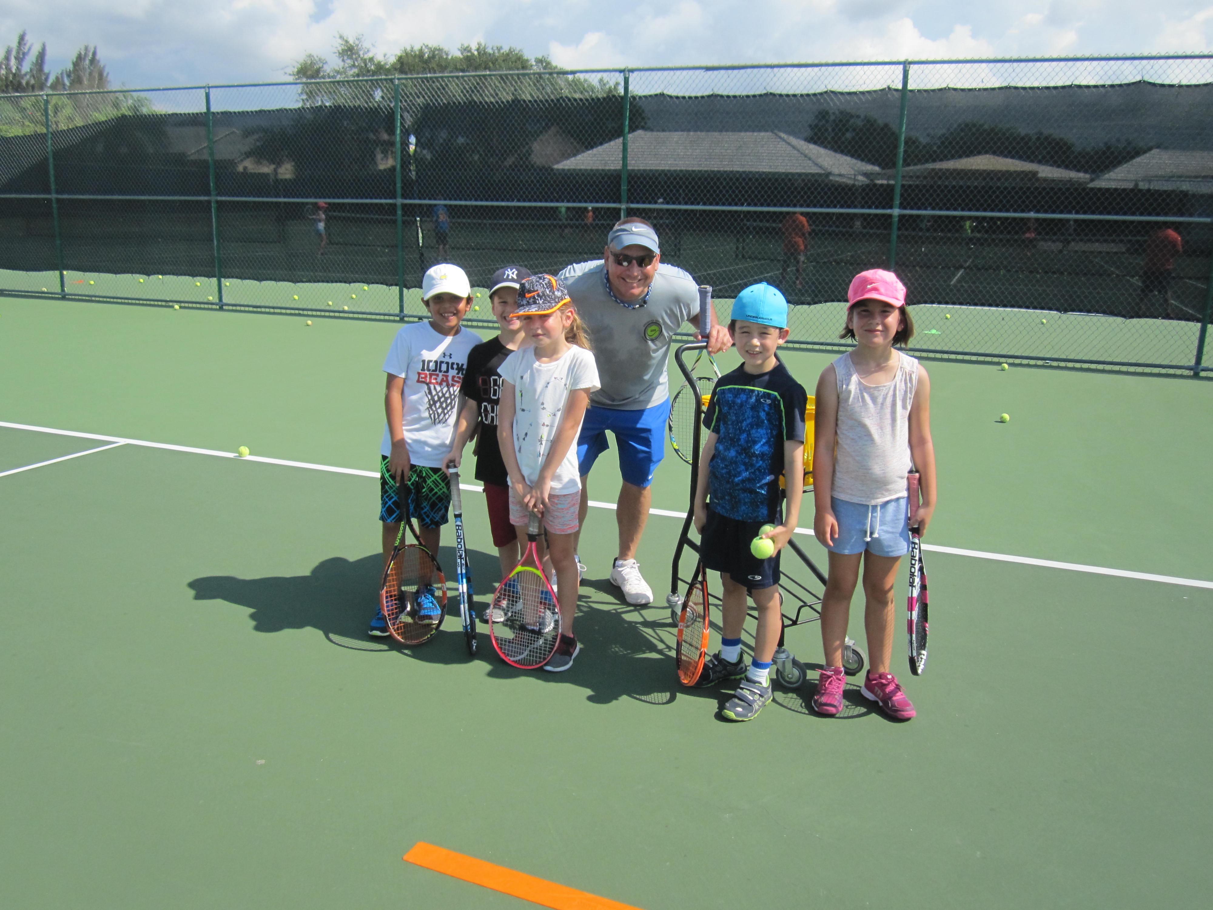 American Heritage tennis camp
