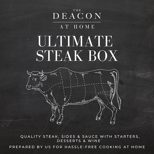 Ultimate Steak Box For Two