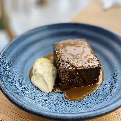 Sticky Toffee Pudding - Steak Box Dessert