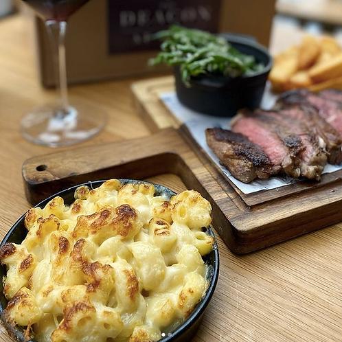 Mac N Cheese - Steak Box Side