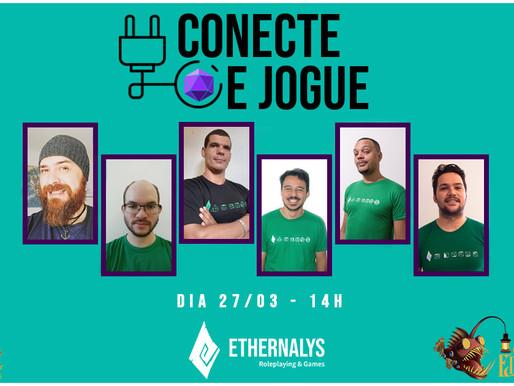 1º Conecte e Jogue - Ethernalys RPG