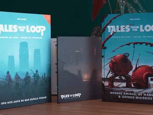 Conheça o RPG de Tales from the Loop | Primeiras Impressões + Review