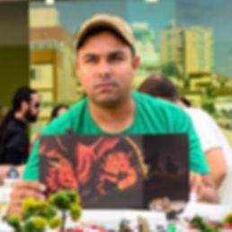 Rafael Alves - Fundador da Ethernalys RPG