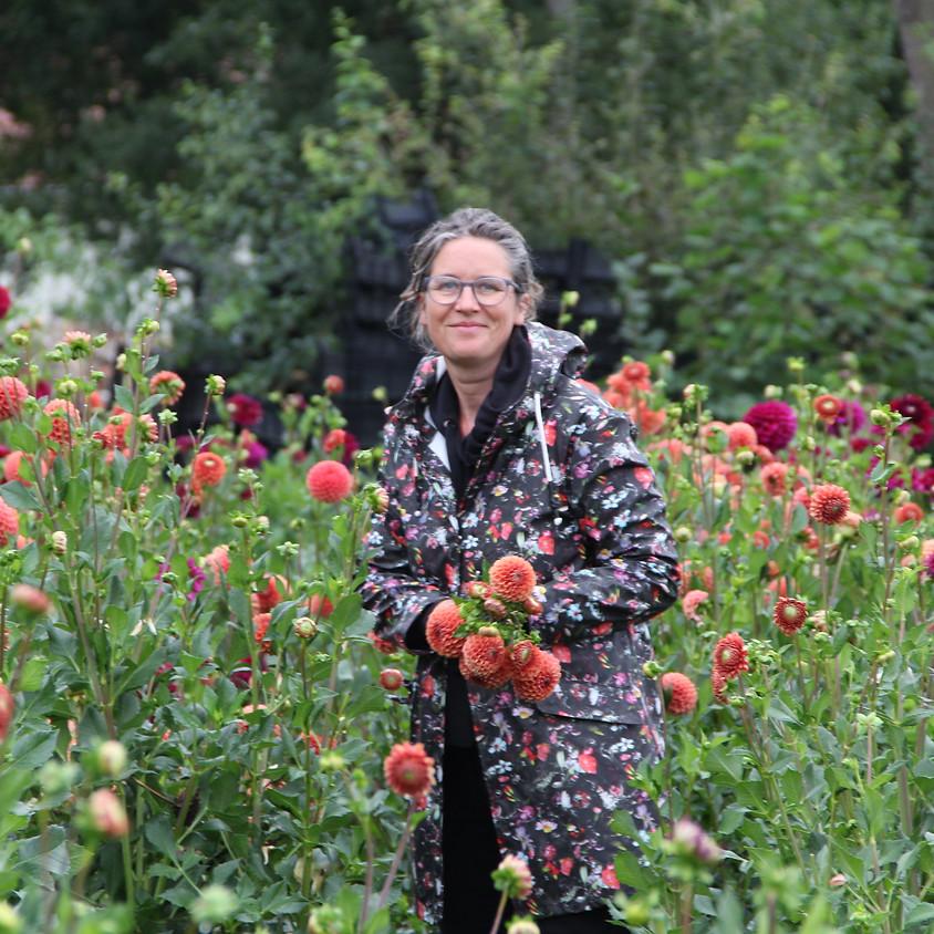 Bio-Schnittblumen aus dem Garten
