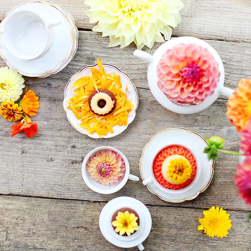 KULTUR UND KULINARIK Essbare Blüten Ganztageskurs