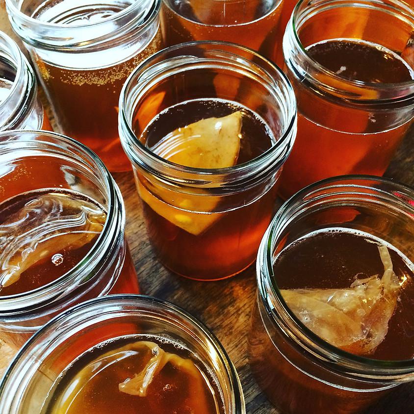 Fermentieren: Kombucha, Sauerkraut und Kimchi