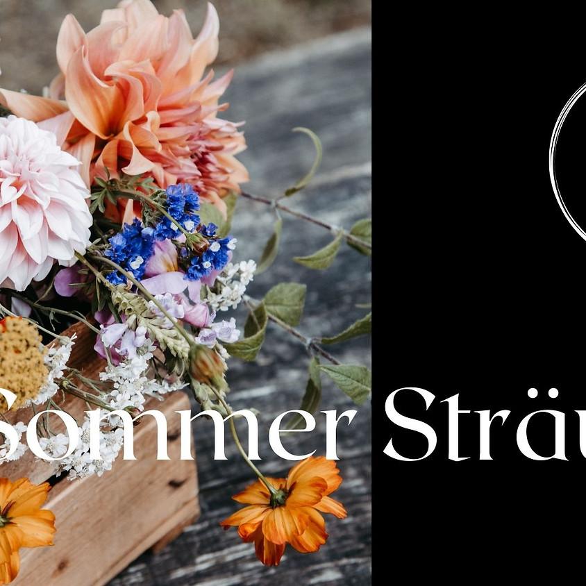 ONLINE Workshop : Luftig leichte Sommer Blumen Sträuße binden