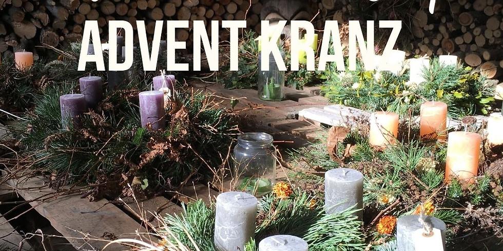 Adventkranz LIVE ONLINE Workshop