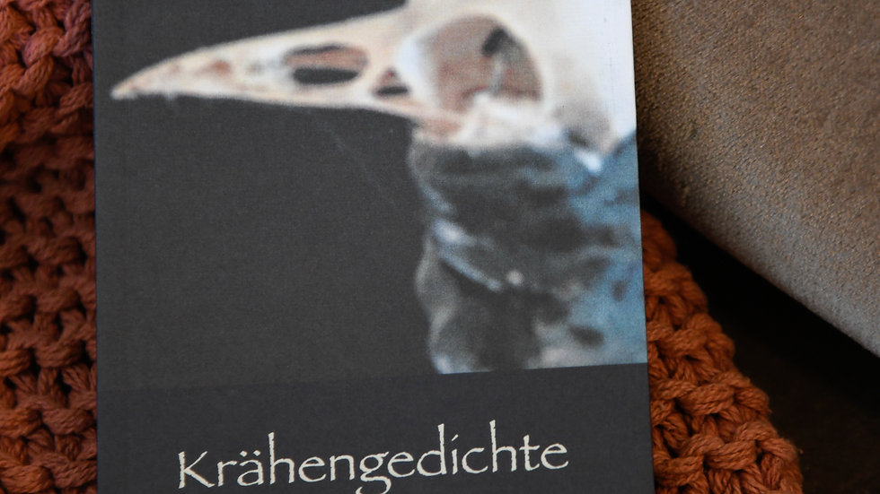 Buch: Krähengedichte