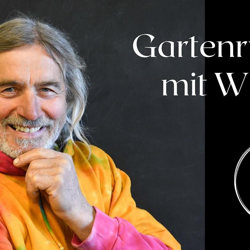 ONLINE Workshop : Gartengespräche mit Walter