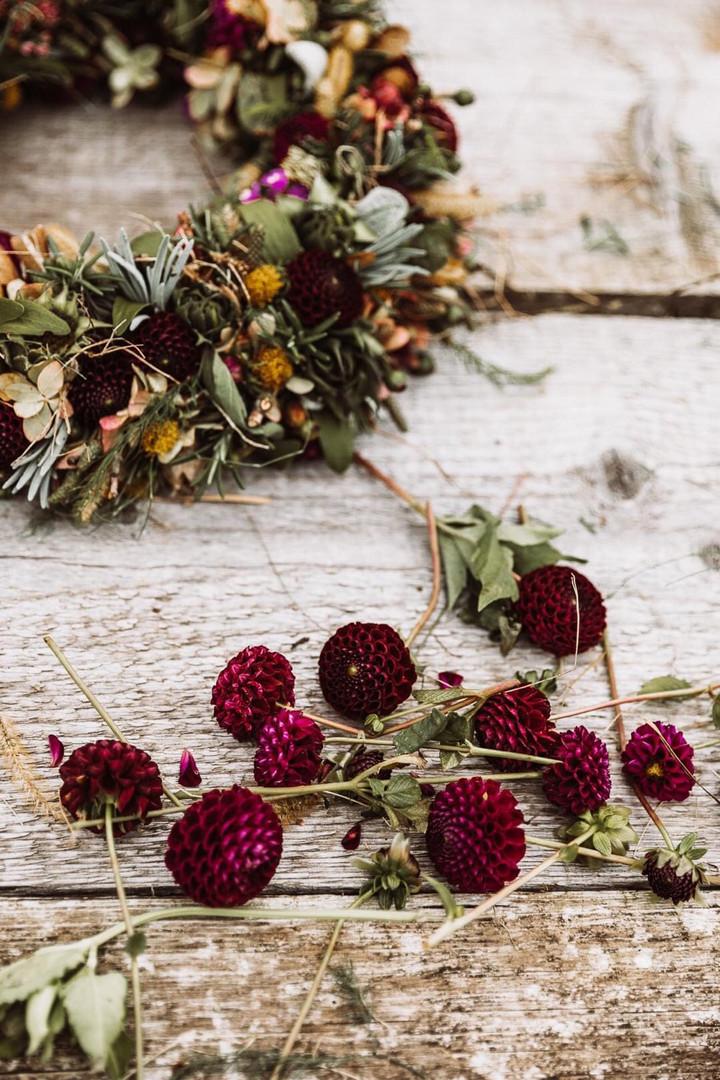 Workshops Blumen kreativ und nachhaltig