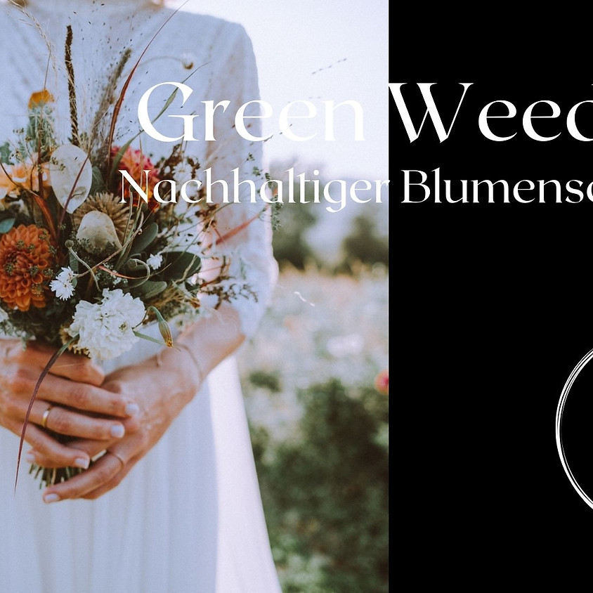 ONLINE Workshop : Green Weddings