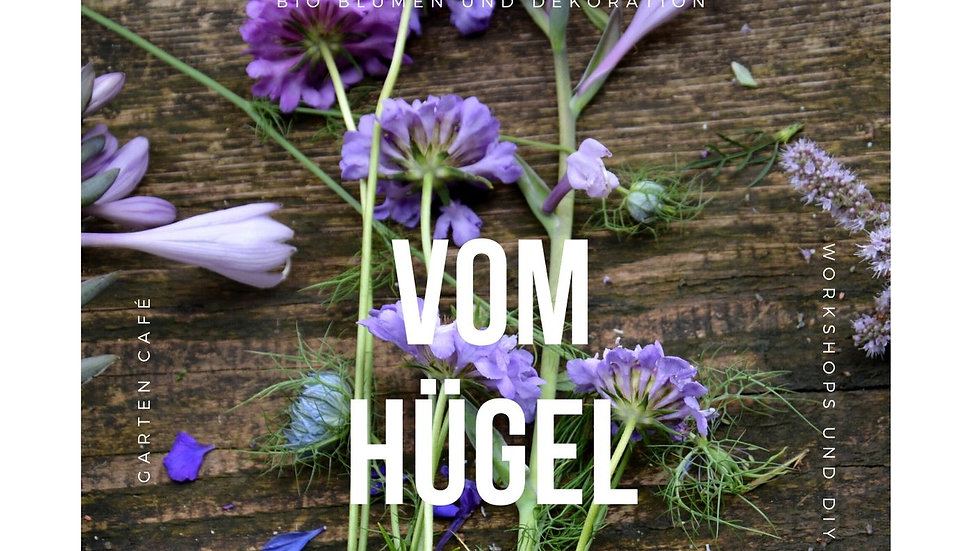 EBook how to Blumen nachhaltig arrangieren