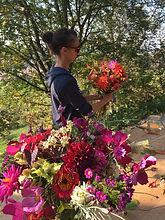 Workshop Blumen Sträuße binden