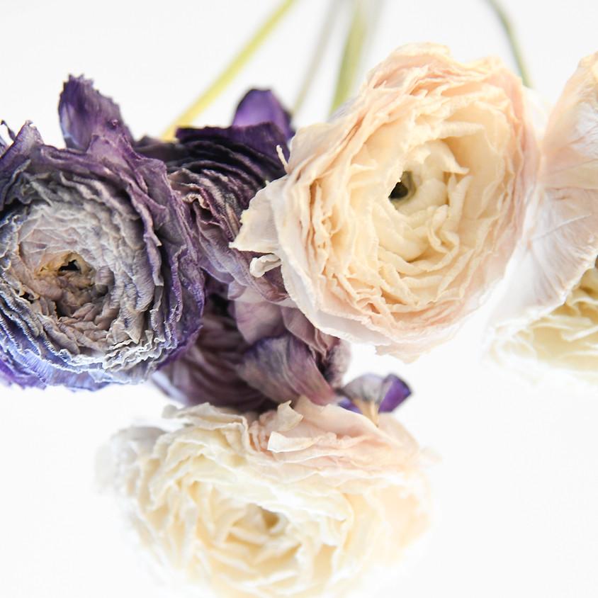 Gestalten mit Trockenblumen