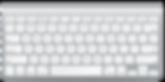 Ceci est un clavier d'ordinateur