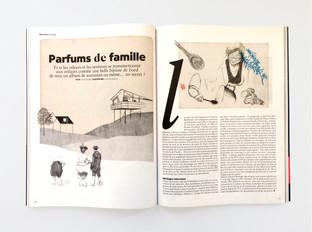 Publication Air France Magazine