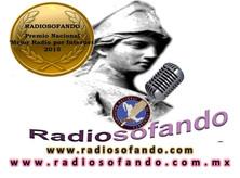 RADIOSOFANDO, filosofía en radio para el filósofo que todos llevamos dentro.