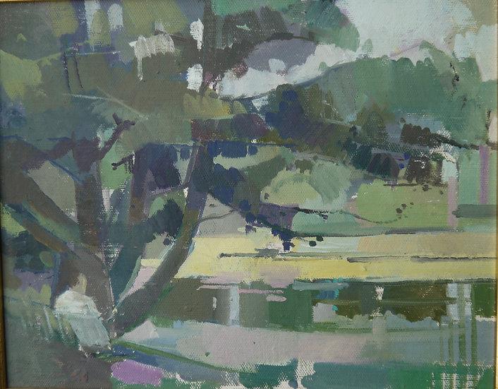 Tony Rothon, Kew Gardens