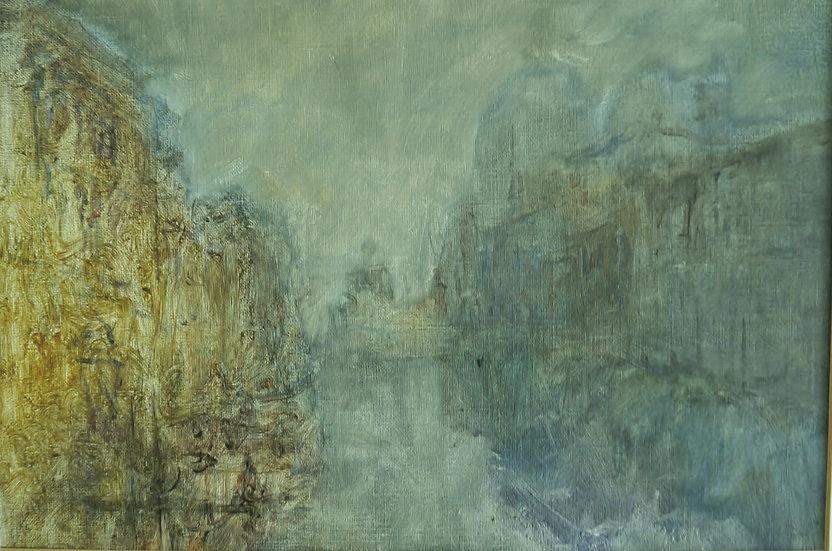 Michael Heseltine, Venice