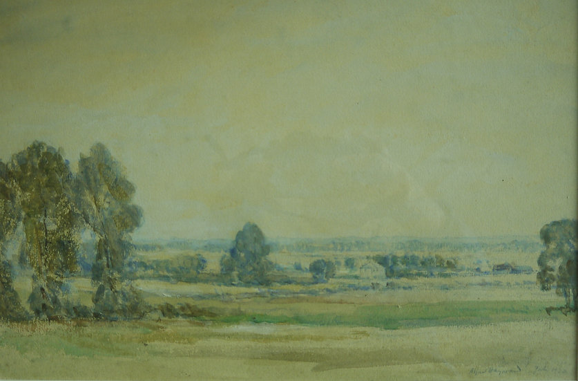 Alfred Hayward, Essex landscape
