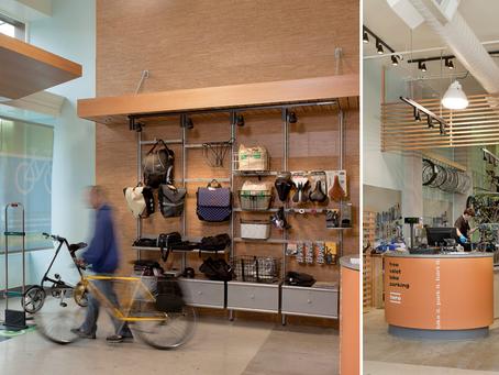 Berkeley Bike Station is the Largest West Coast Bike Station