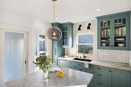 Remodeled Kitchen by HDR Remodeling