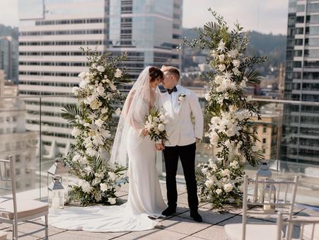 The Nines Hotel - Portland Wedding Venue Feature