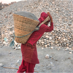 Just Published! Heavy load carrying and musculoskeletal health in Nepal