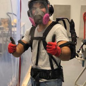 Exoskeletons in Construction