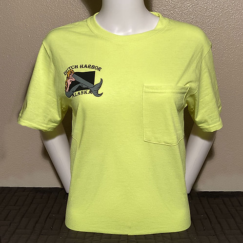 T-Shirt Safety Yellow