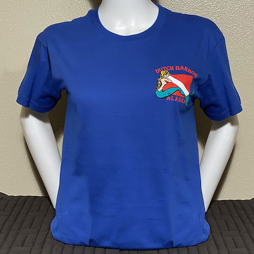 Cobalt Blue T-shirt