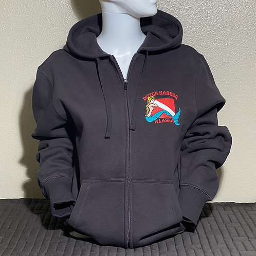 BRAND NEW!!! ZIPPERED MAC HOODIE