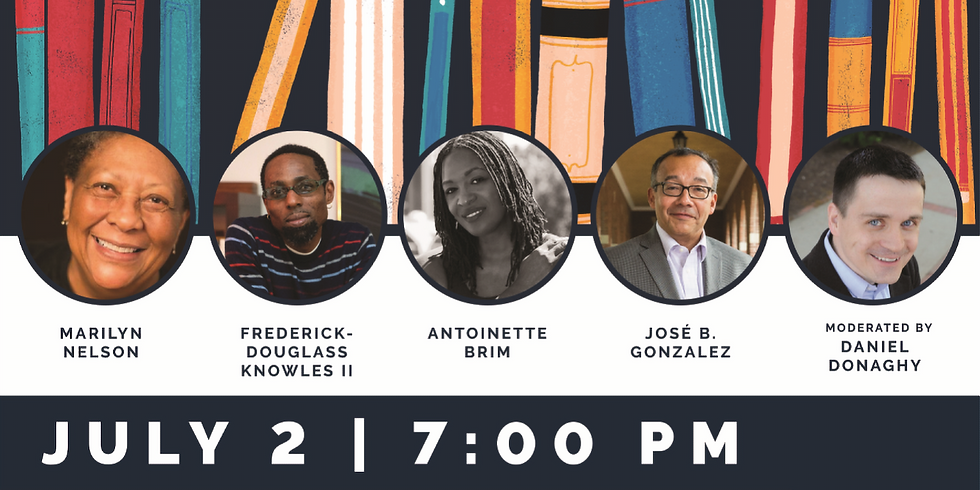 LIT TALKS  Poetry Reading & Conversation Sponsored by Connecticut Literary Festival